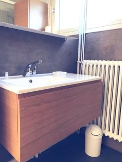 LA PETITE FAING - la salle de bains