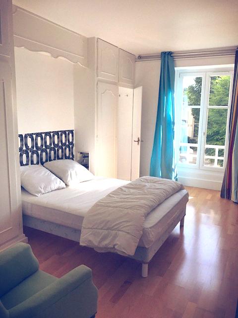 LE CONTI - la chambre avec un lit